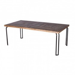 Casual Modern Dining Table