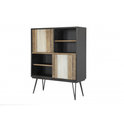 Noir Havana Highboard