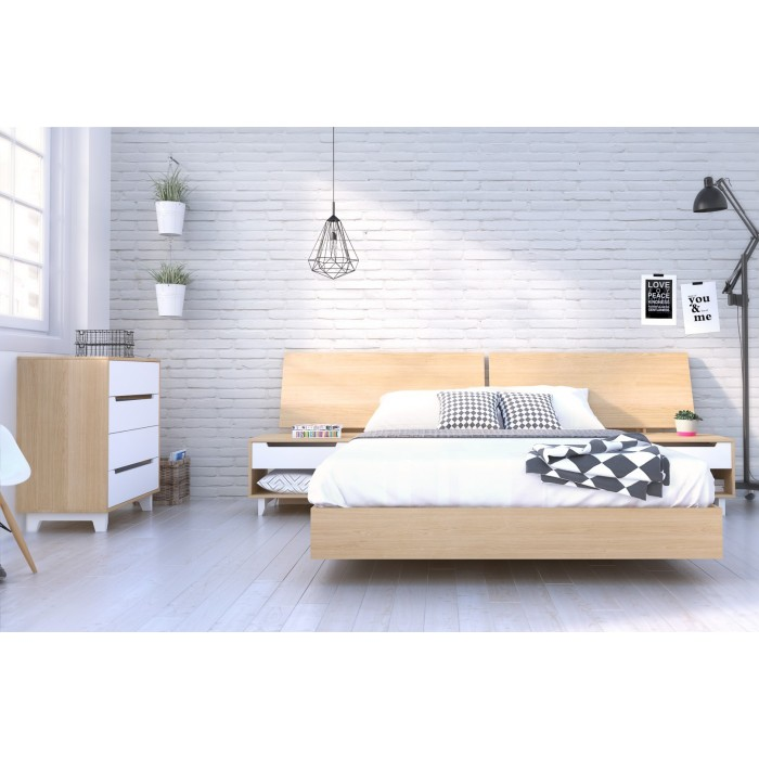 tete de lit queen blanc. Black Bedroom Furniture Sets. Home Design Ideas