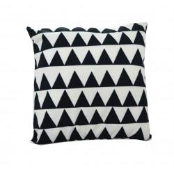 Triangle Cushion (Black)