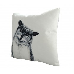 Owl Cushion 34x34cm