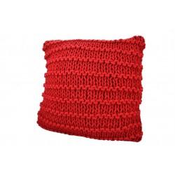 Red Cushion 38x38cm