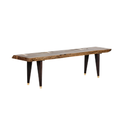 Atlas Live Edge Bench