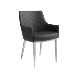 Chase Armchair (Black)