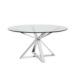 Allister Round Dining Table