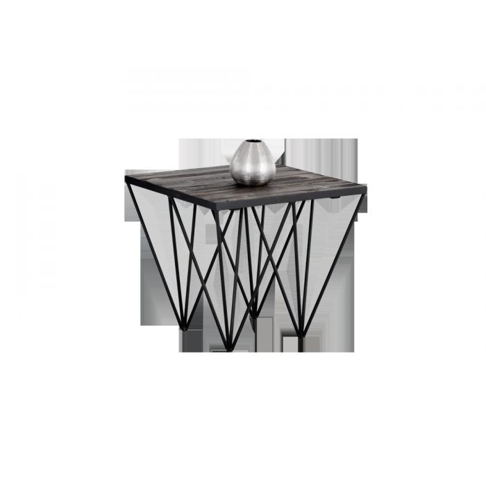 mobi logis table de bout ruffin. Black Bedroom Furniture Sets. Home Design Ideas