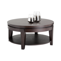 Asia Round Coffee Table