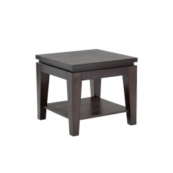 Asia Square End Table