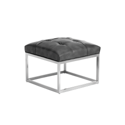 Sutton Square Ottoman Large