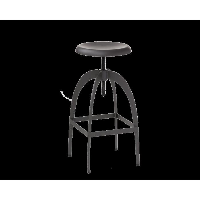 Tabouret bar ajustable colby mobi logis for Tabouret bar ajustable