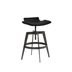 Tabouret bar ajustable Bancroft