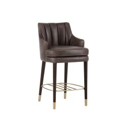 Valerie Swivel Counter Stool